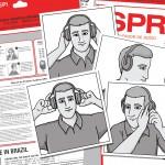 Agena ilustrações SPR