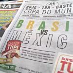 Brasil-x-México