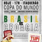 BrasilxCroácia