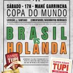 BrasilxHolanda