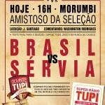 BrasilxSérvia