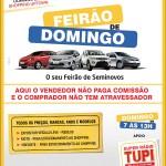 Feirão de Domingo pg Meia Hora estreia