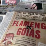 Fla-x-Goiás