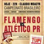 Flamengo x Atl PR