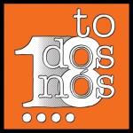 Logotipo 18 Anos_fundo laranja_b