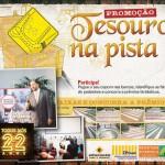 TESOURO NA PISTA fotos