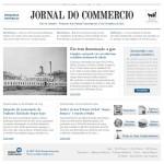 Jornal do Commercio | Site de pesquisas históricas