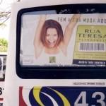 Rua Teresa | Busdoor